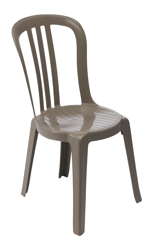 Chaise de jardin Miami bistrot | Grosfillex