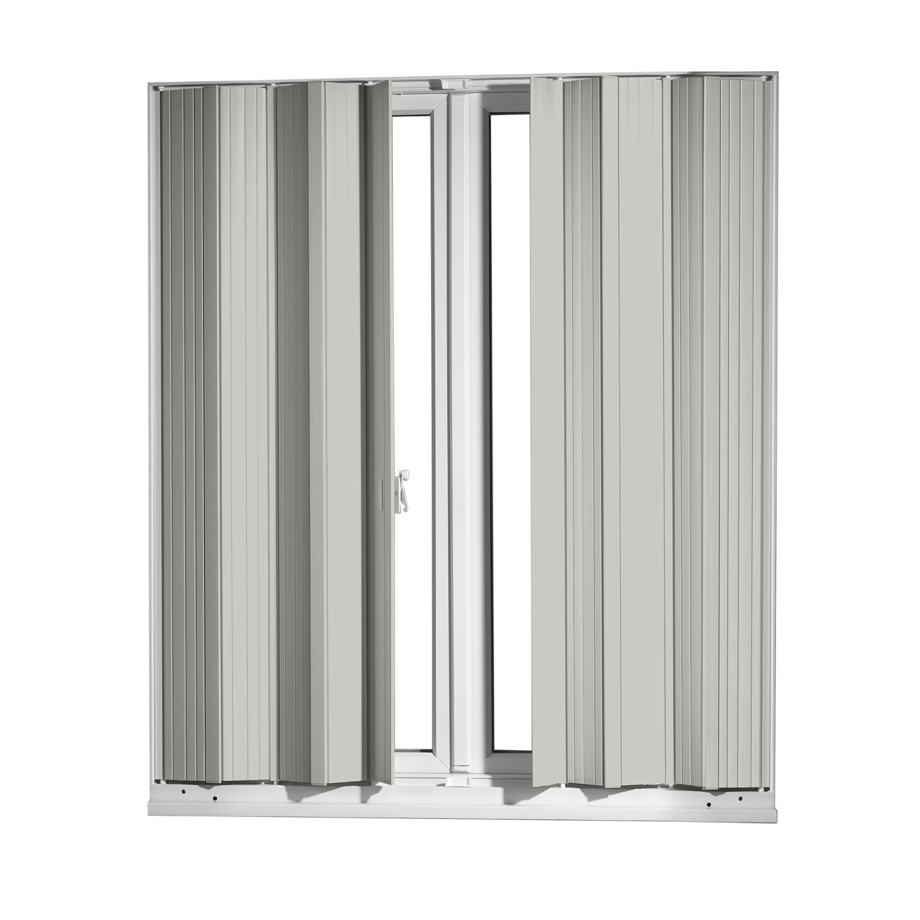 Fenêtre Pvc Fenêtre Alta Persienne Intégrée Grosfillex