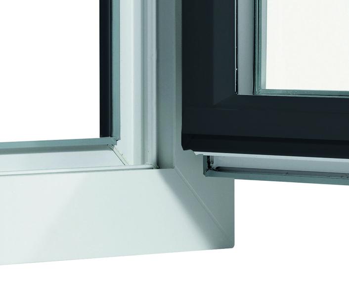 Fenêtre Thermea VIP en PVC | Grosfillex