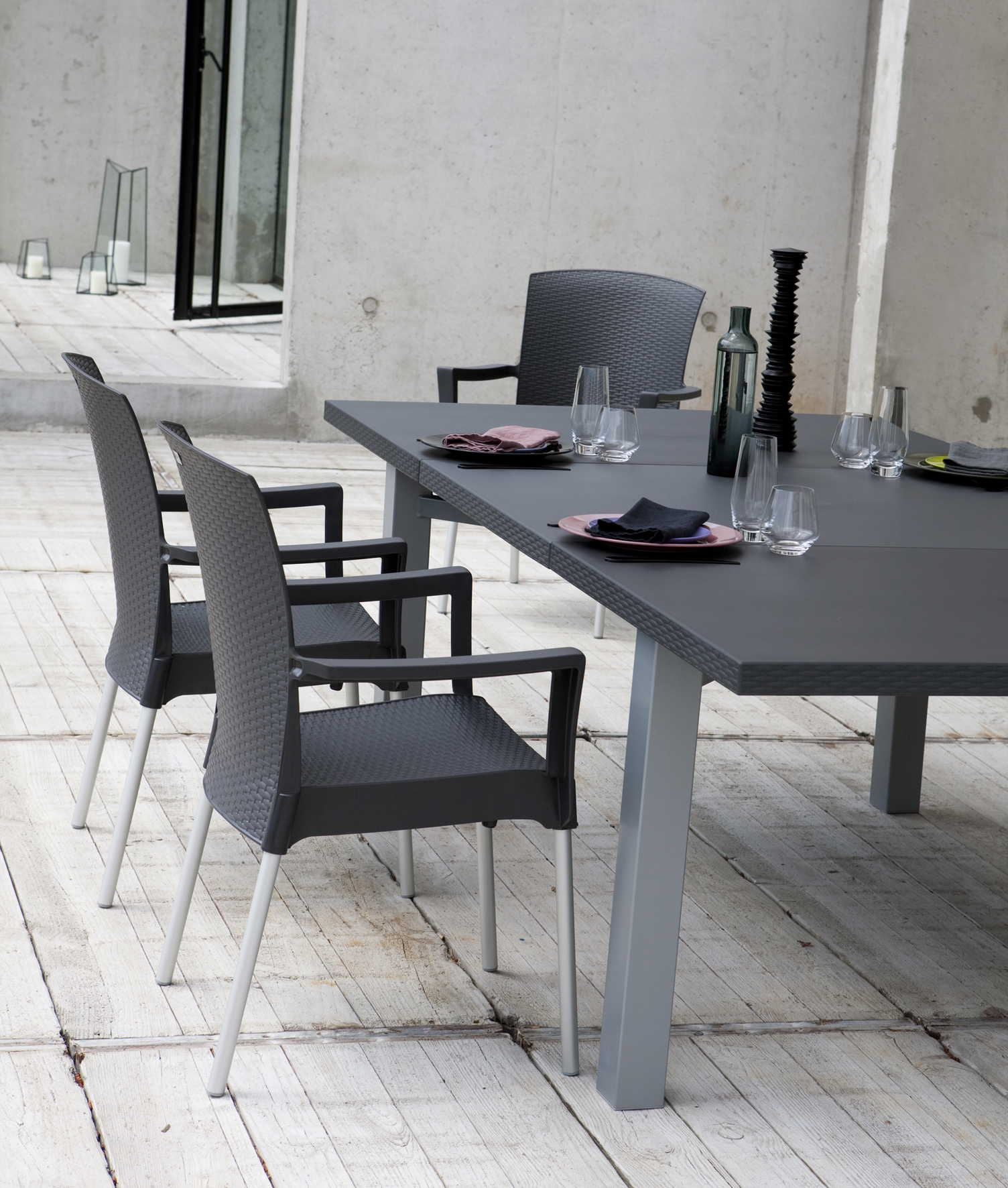Ineo garden furniture | Grosfillex