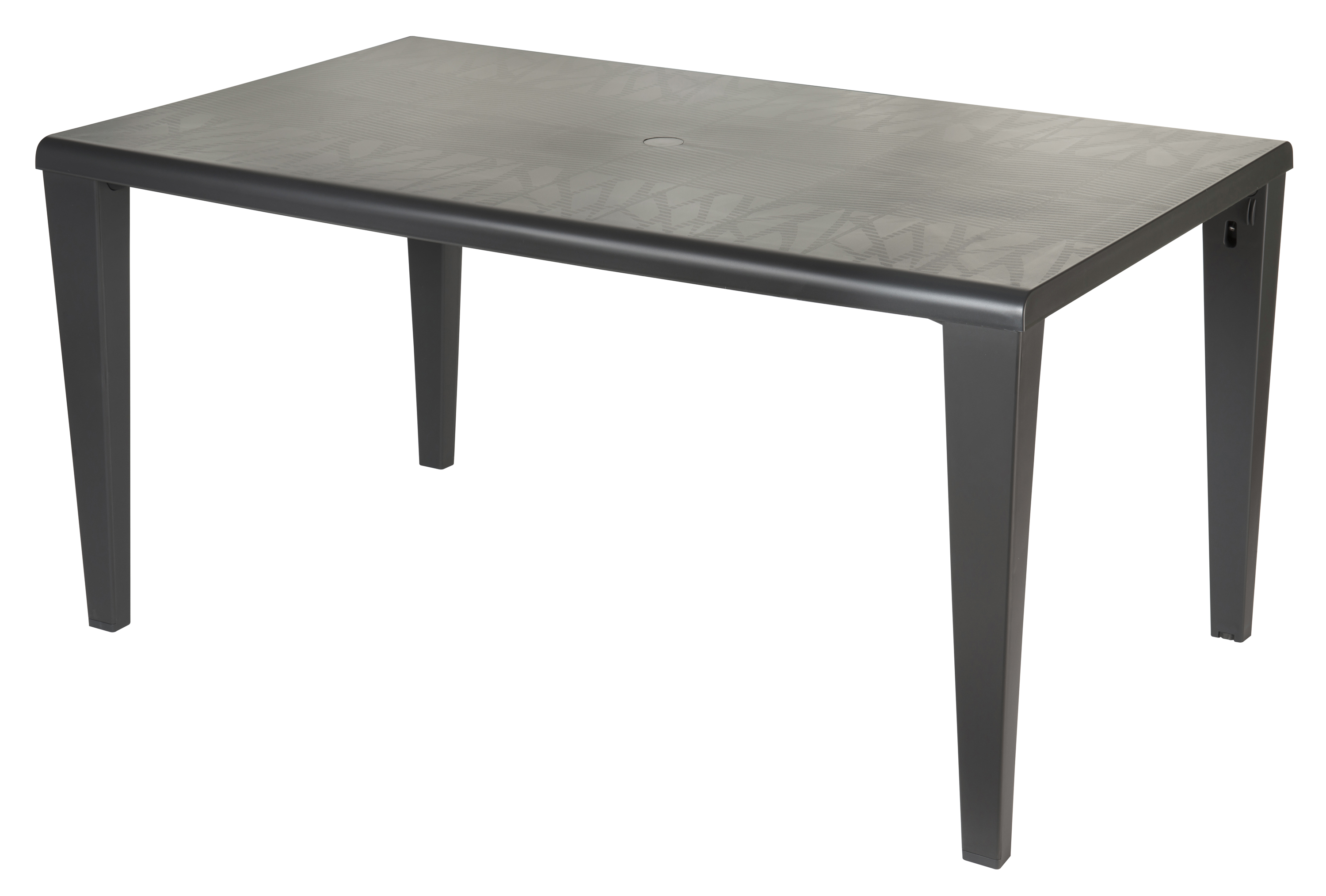 Alpha 150 & 240 garden tables | Grosfillex