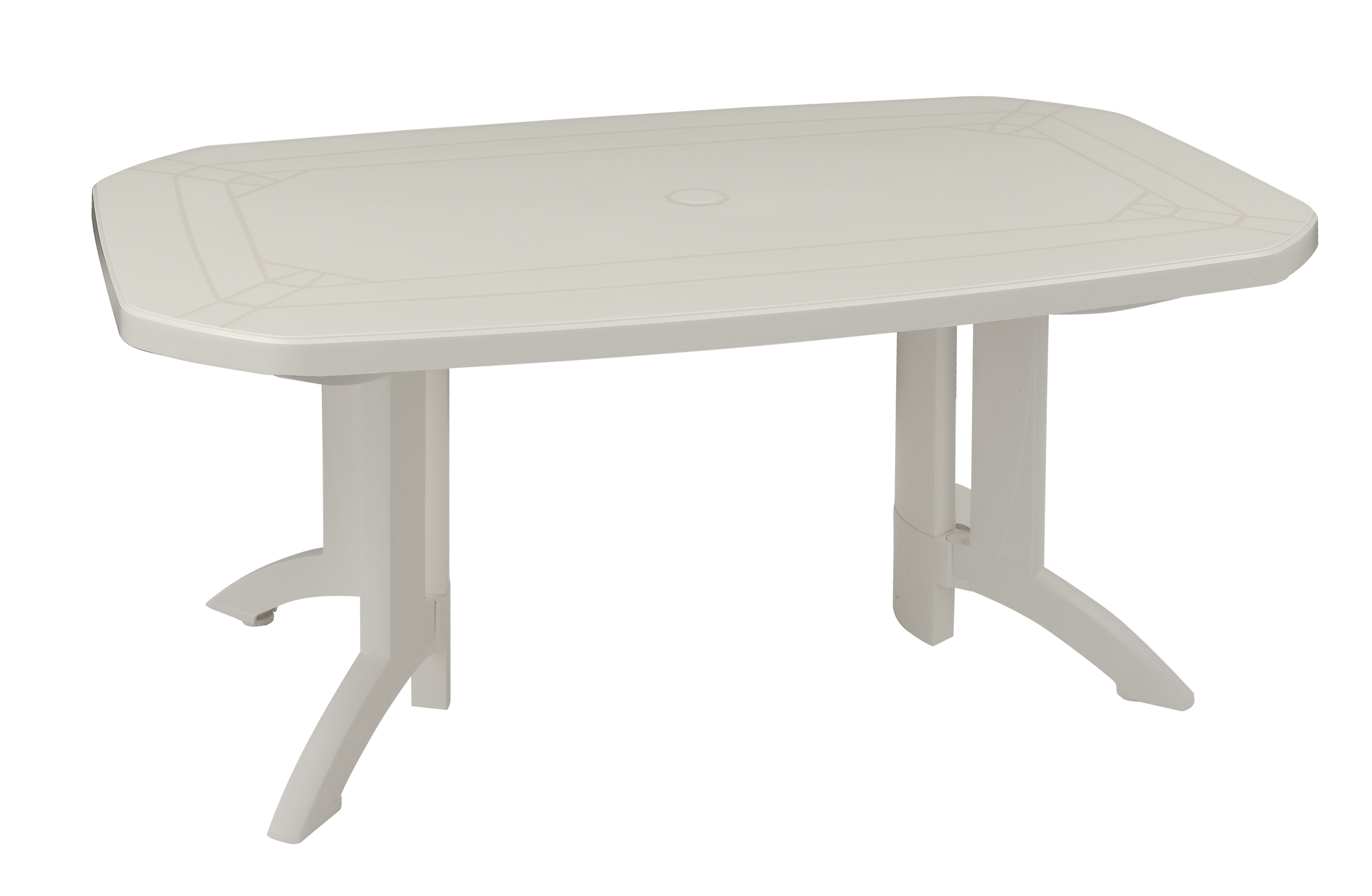 Tables de jardin Vega 220 & 165 cm | Grosfillex