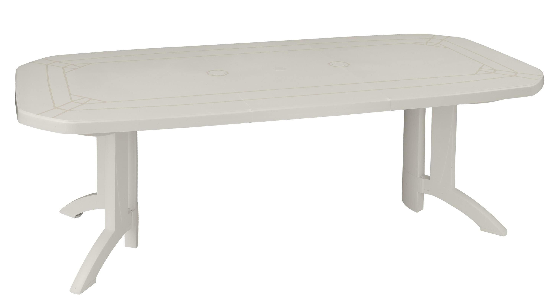 Vega Gartentische 220 & 165 cm | Grosfillex