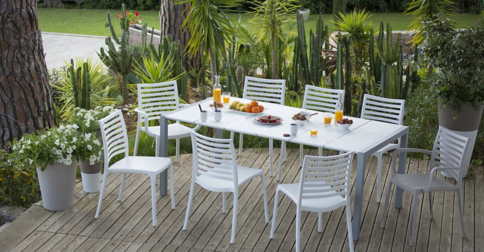Garden furniture - Garden Furniture Grosfillex