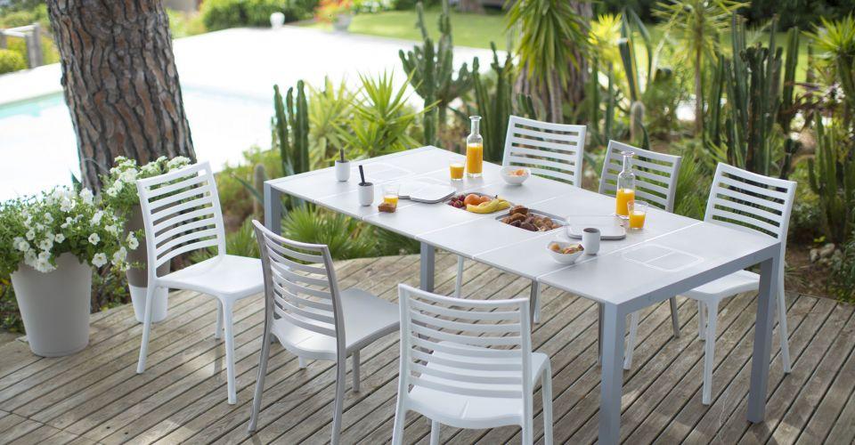Mobilier et salon de jardin | Grosfillex