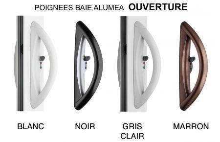 Baie Coulissante Aluméa Grosfillex