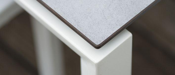 Tisch Sunset mit HPL-Tischplatte | Grosfillex