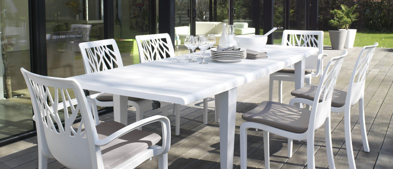 Chaise de jardin Vegetal | Grosfillex